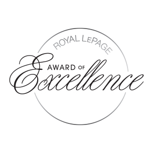 For first-time inductees, repeat qualifiers, and sustaining members, attaining the Royal LePage President's Gold Award (or any higher award level), five out of seven consecutive years.